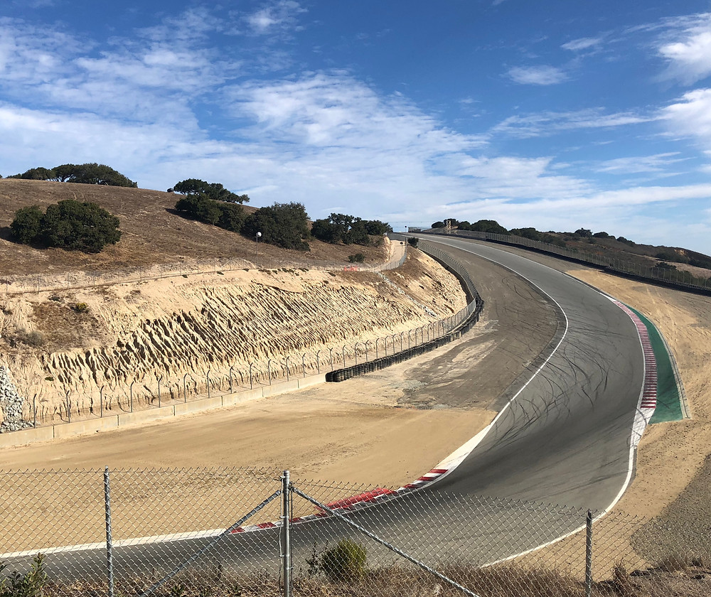 Laguna Seca - Weathertech Raceway California, taken at the 2018 Miatas at Laguna Seca Event by Rocketeer