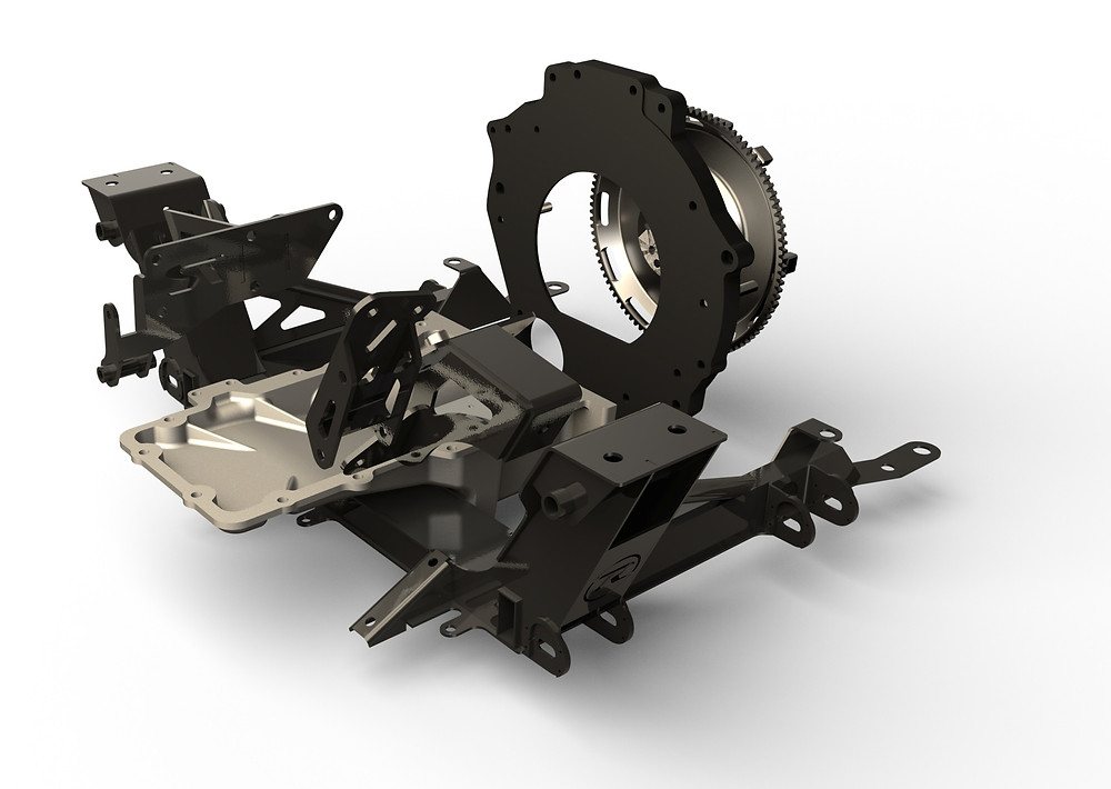 MXV6 - V6 MX-5 Conversion kit