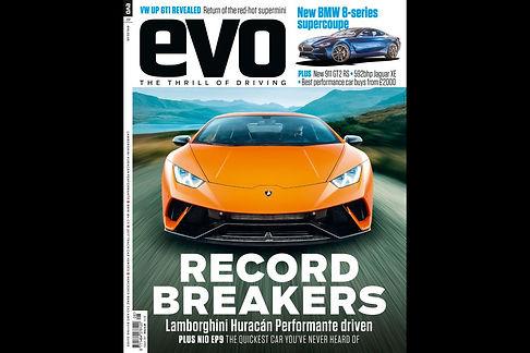 Evo Magazine test the Rocketeer MXV6