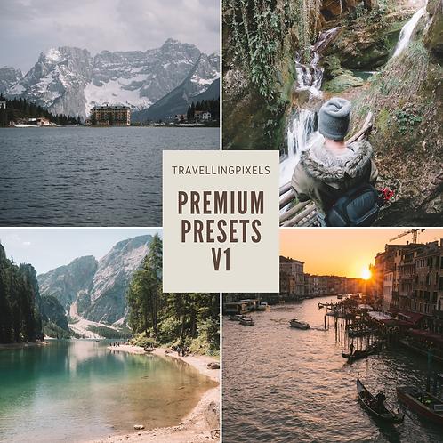 Travellingpixels Premium presets
