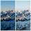 montagne e neve