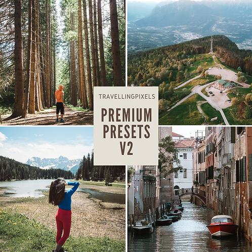 Travellingpixels Premium presets V2
