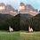 montagne e chiesa