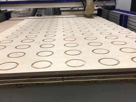 Cnc Added to the shop arsenal