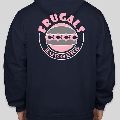 Frugals Hoodie (Navy)