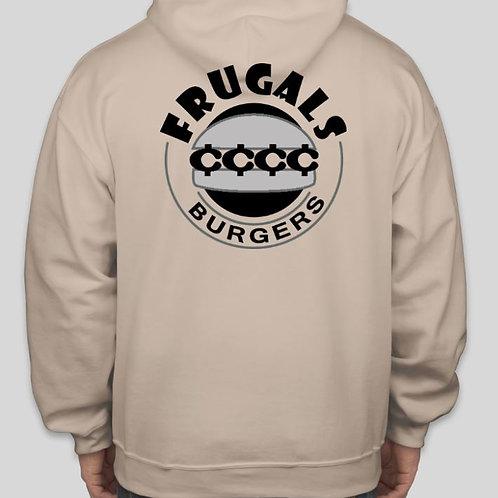 Frugals Hoodie (Tan)