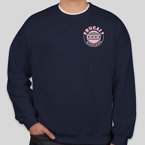 Frugals Crew Sweatshirt (Navy)