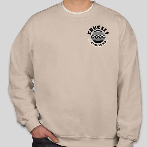Frugals Crew Sweatshirt (Tan)