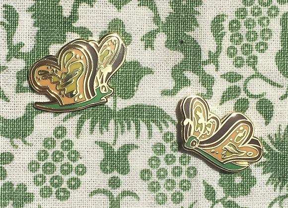 Bread & Butterfly Pins