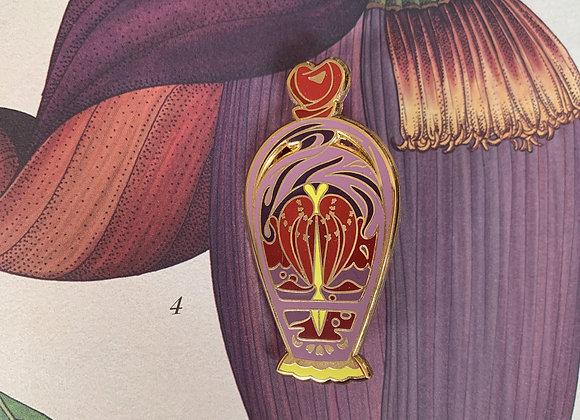 Bleeding Heart Potion Enamel Pin