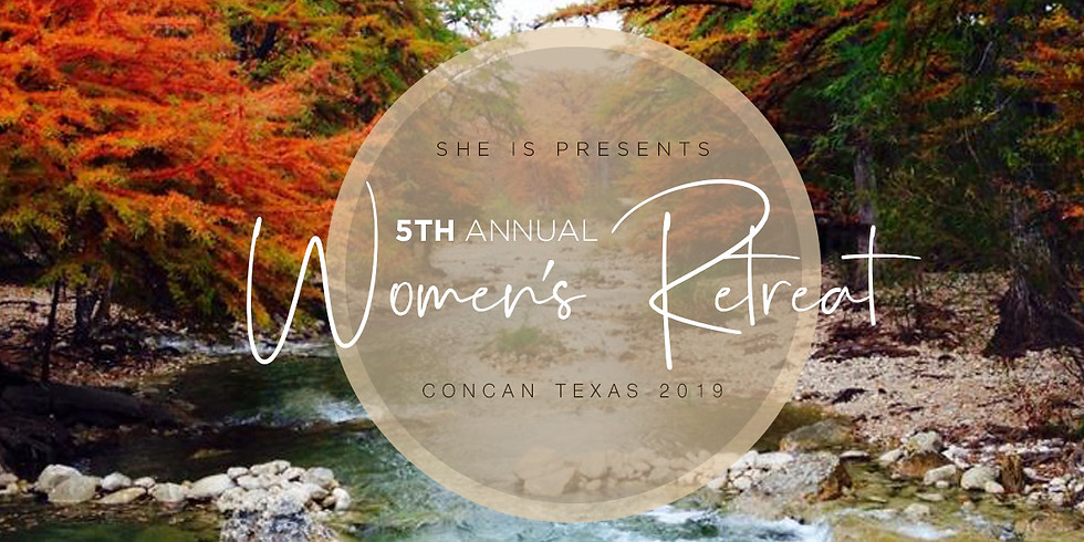 5th Annual She is Women's Retreat