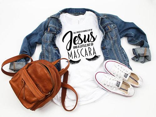 A WHOLE LOT OF JESUS