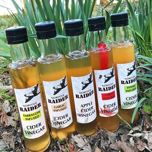 Cider Vinegar 250ml (Various Flavours)