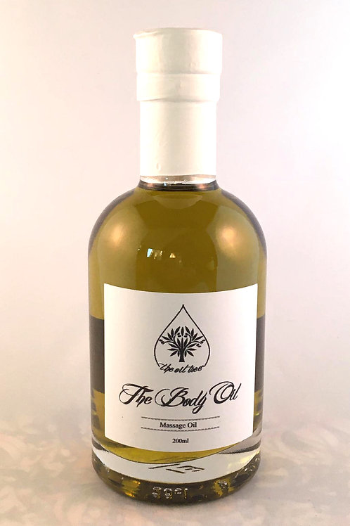Body Oil 200ml