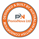 PronixNova Round logo.png