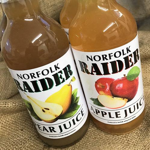 Apple & Pear Juice x12 Bottles