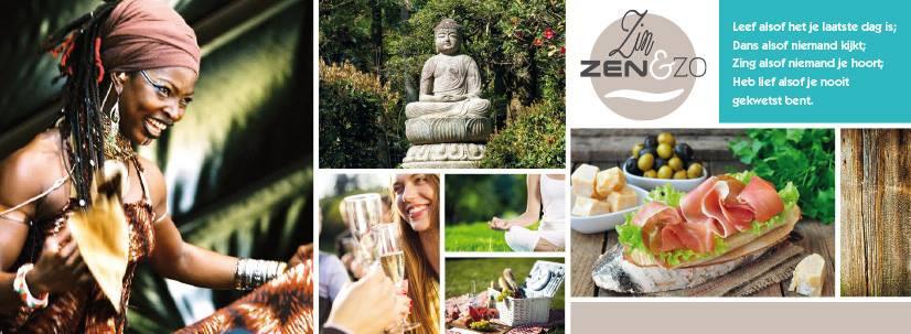 Zin Zen & Zo evenement