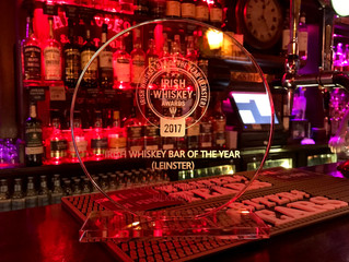 Irish Whiskey Awards 2017