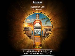 BUSHMILLS UNVEILS NEW CARIBBEAN RUM CASK FINISH