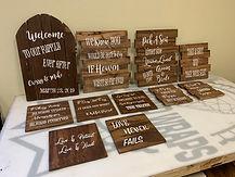 custom vinyl lettering on wood.jpeg