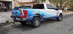 business truck wrap commercial