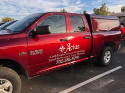 actus commercial fleet wrap