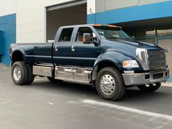 diesel truck color wrap