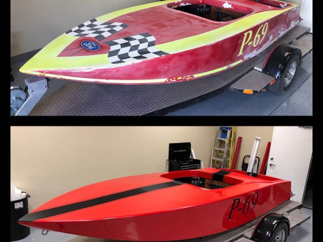 Design & Wrap (Vinyl) Boats Custom with a Free Quote in Las Vegas, NV!