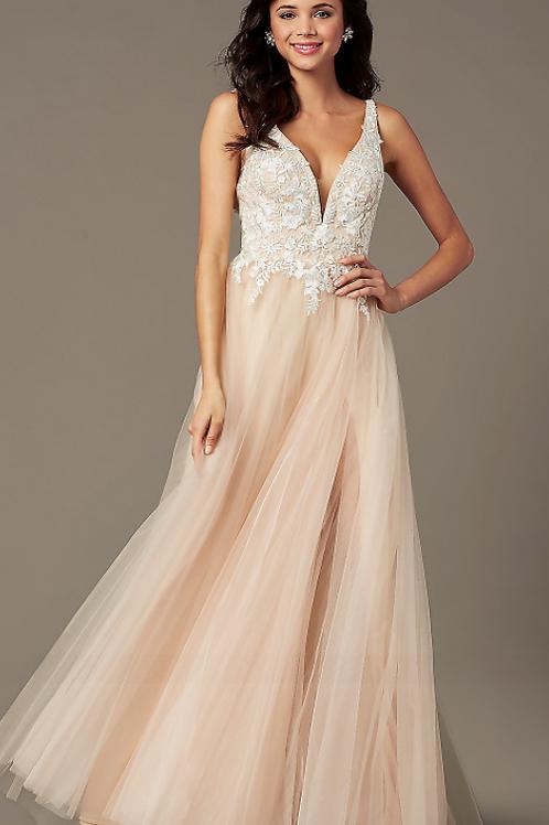 Prom Soft Dress(XS)