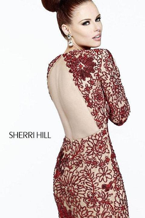 SherriHill21073 Red