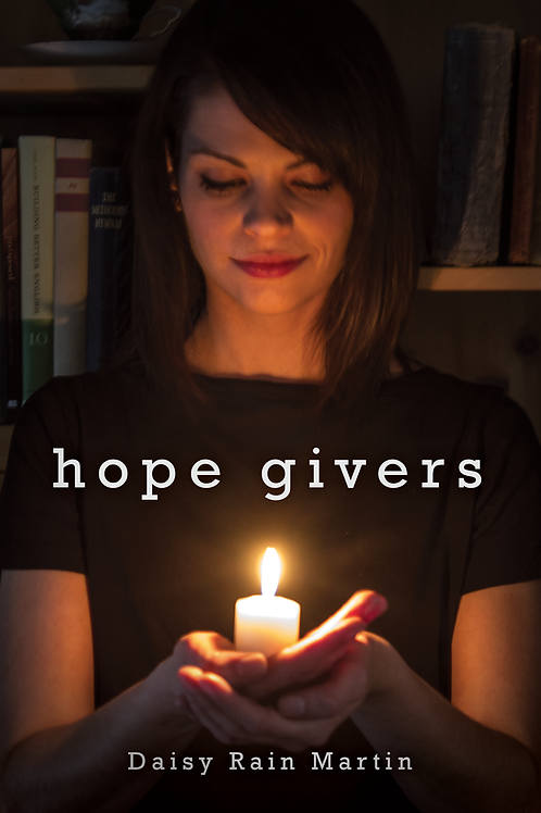 Hope Givers: Hope is Here