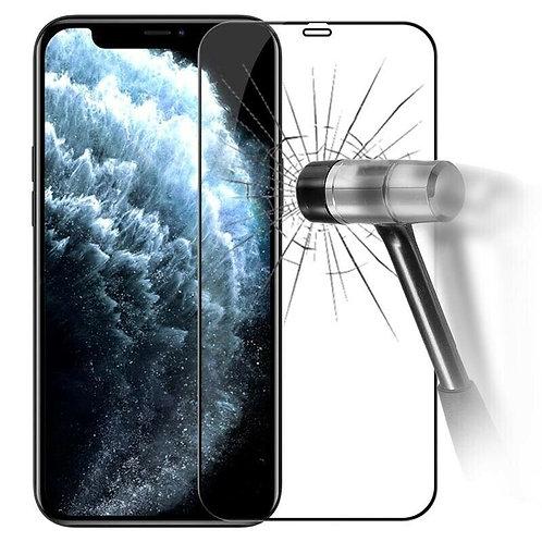 iPhone 11 12 Pro Max X XS MAX XR Schutzglas Panzerfolie Display