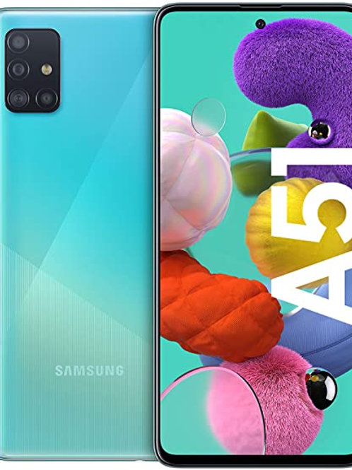 Samsung Galaxy A51 Android Smartphone