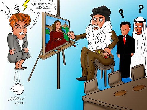 Caricaturas de grupos
