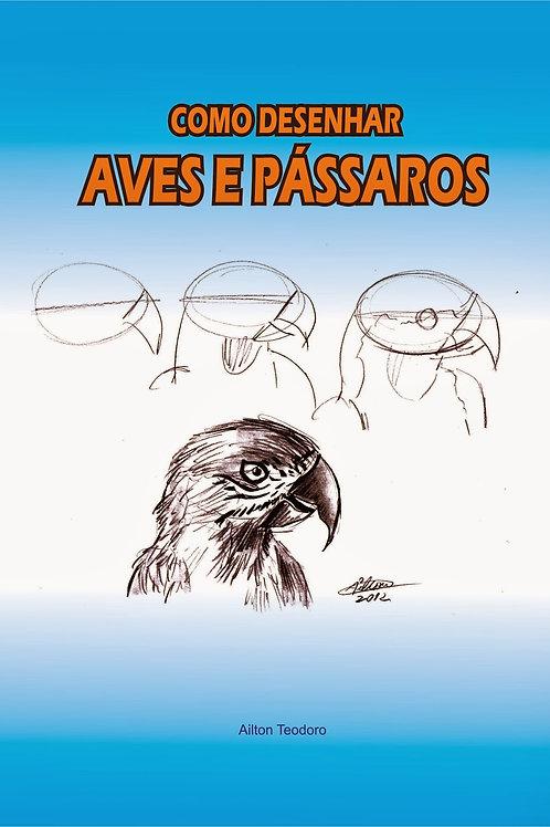 Apostila Como desenhar aves e pássaros de forma prática