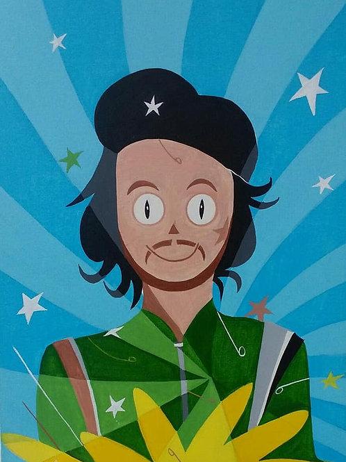 Tela Che Guevara