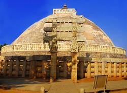 Sanchi_Stupa