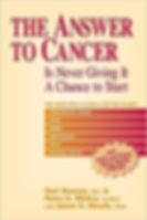 The Answer to cancer by Dr hari Sharma -