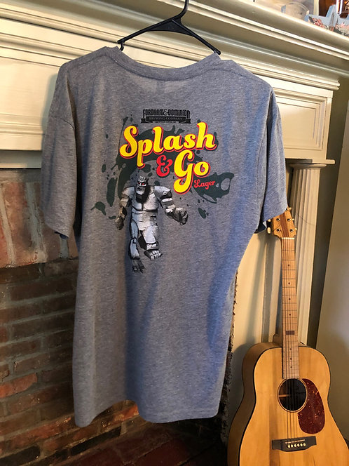 Splash & Go Unisex T-Shirt