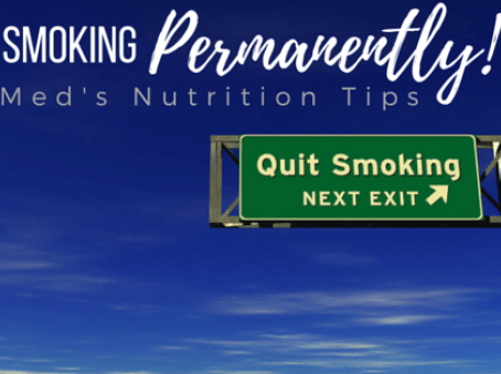Quit Smoking Permanently: Nutrition Secrets