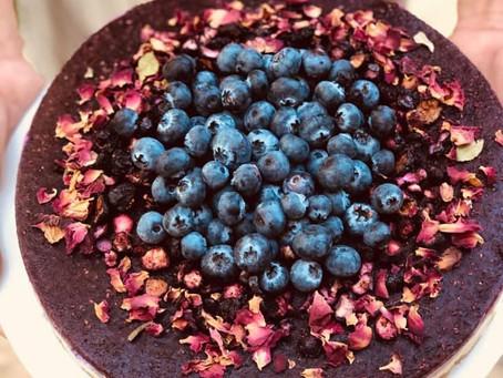 Vegan Blueberry Cheesecake Recipe