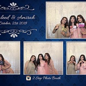 Waleed & Amirah