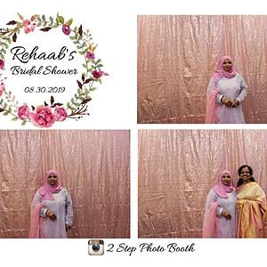 Rehaab's Bridal Shower