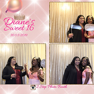 Diane's Sweet 16