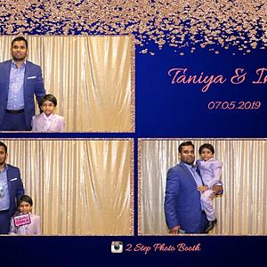 Taniya & Imad