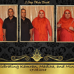 Kamran, Madiha & Minsa