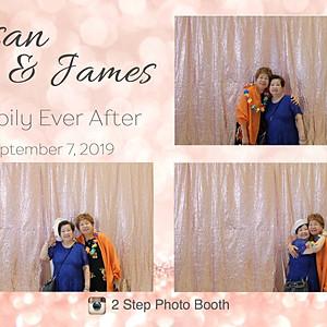 Susan & James