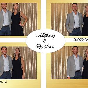 Akshay & Reeshni