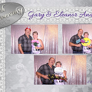 Gary & Eleanor's 25th Anniversary