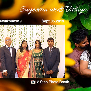 Sugeevan & Vithiya (reception)